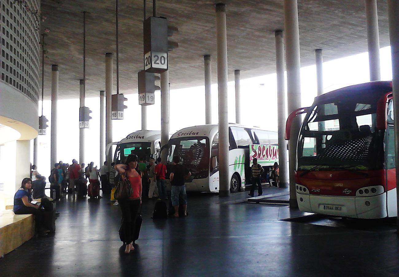 FACUA Córdoba considera que la Junta deja en evidencia la falta de control sobre la estación de autobuses