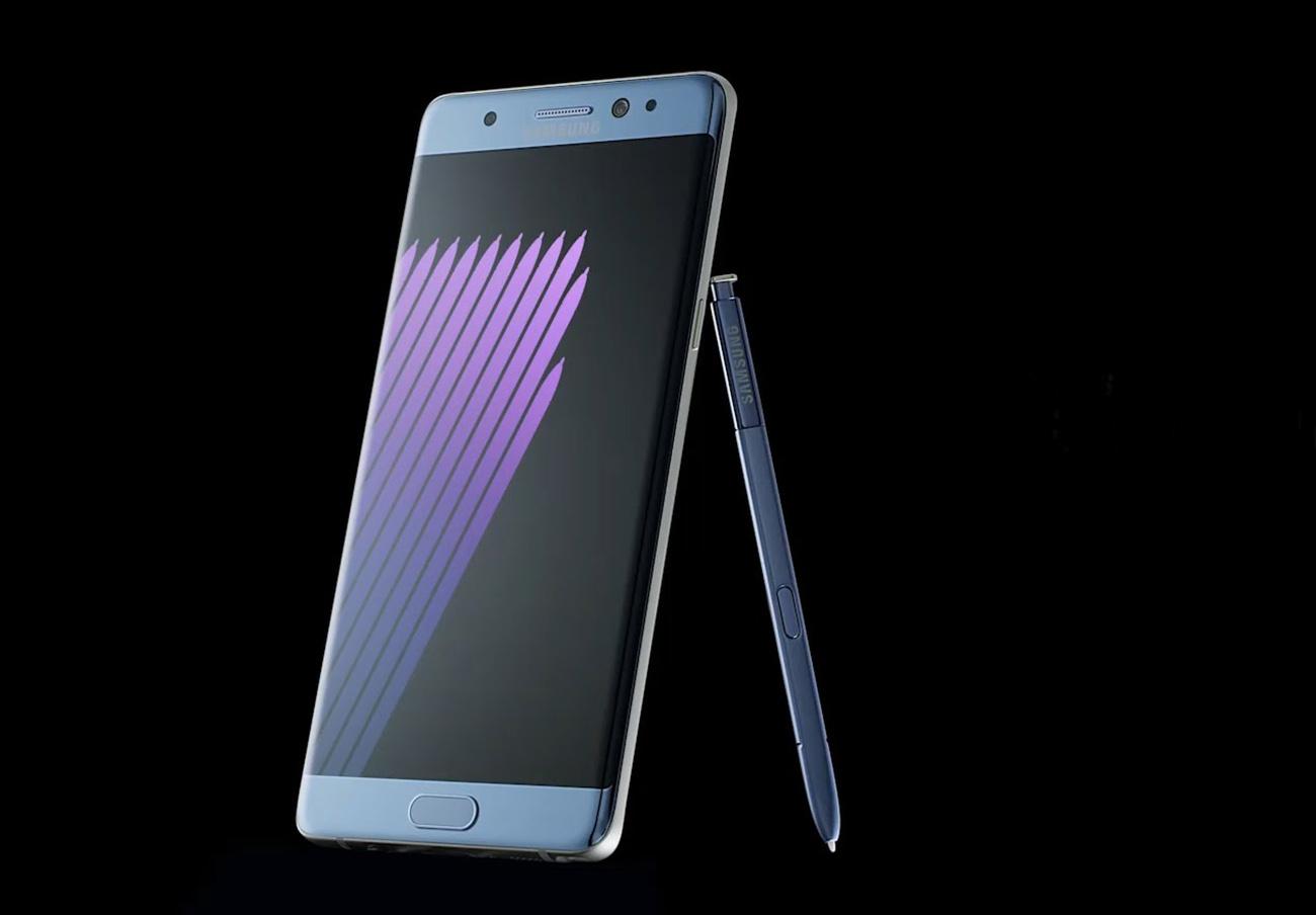 Samsung anuncia una llamada a revisión mundial de su nuevo Galaxy Note 7