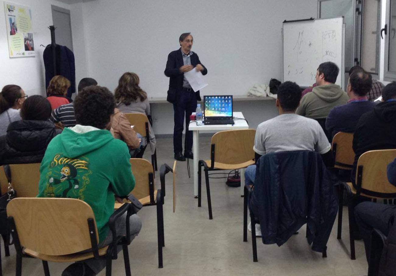 FACUA Catalunya participa en la Acción Formativa para Emprendedores de la Fundación Trinijove