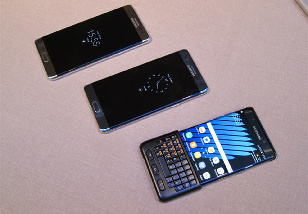 """Samsung pide a los usuarios del Galaxy Note 7 que """"apaguen el móvil"""" y dejen de usarlo"""