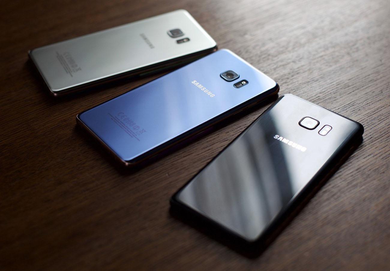 Limitar la carga del Note 7 para no quemar la batería, la solución temporal de Samsung en Corea del Sur