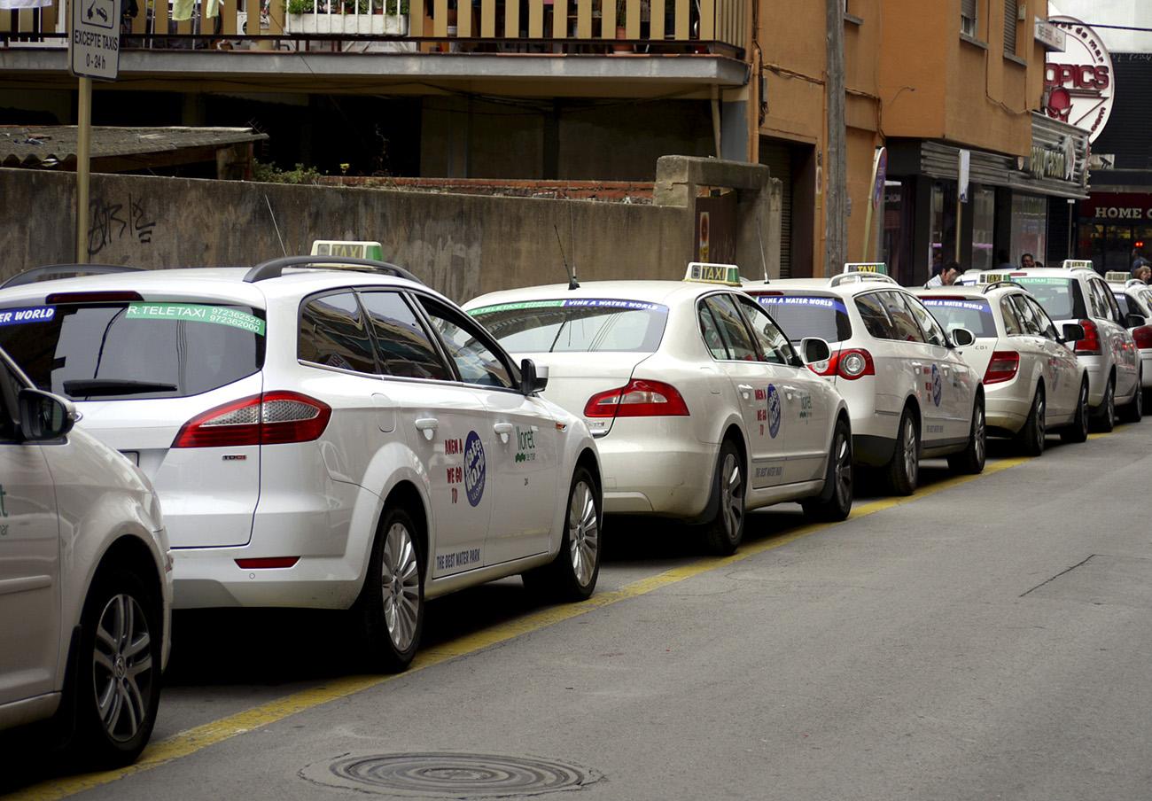 Tarragona y San Sebastián repiten como las ciudades con taxis más caros de las 52 analizadas por FACUA