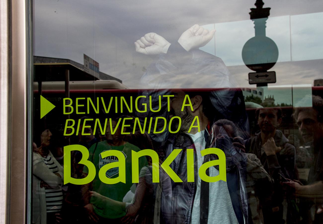 """Un juez ordena embargar a Bankia """"dinero y muebles"""" por la venta de preferentes a una anciana"""