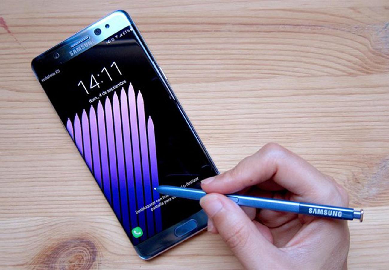 Samsung venderá el nuevo Note 7 en Europa pese a que varios usuarios denuncian que también se recalienta