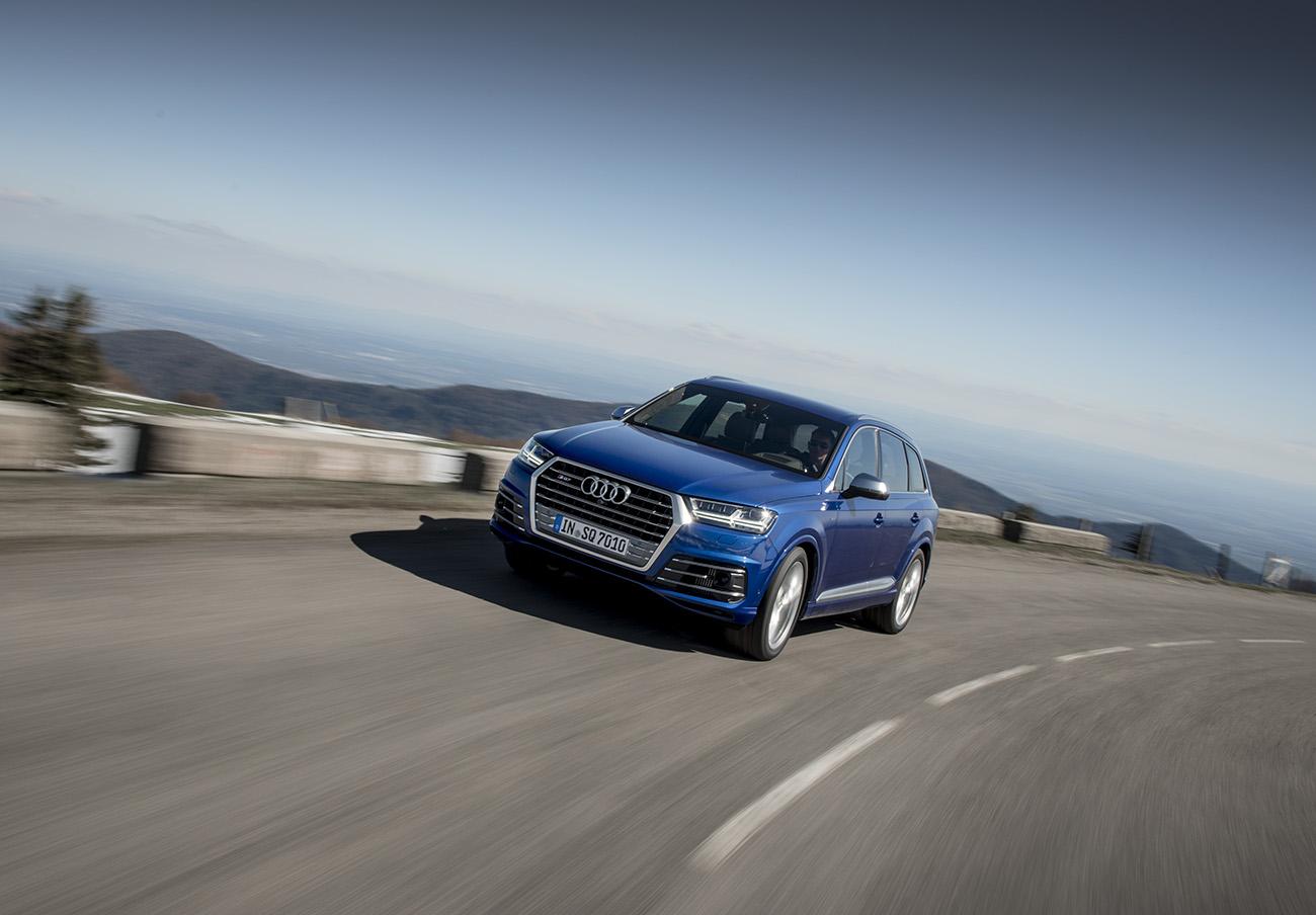 Audi llama a revisión en EEUU a 19.000 unidades del Q7 por un problema en los asientos