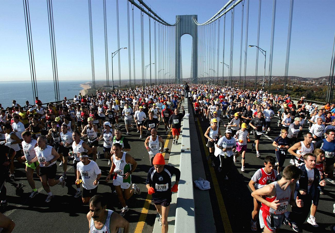 Detenido por timar a 70 corredores con una falsa oferta para participar en el maratón de Nueva York