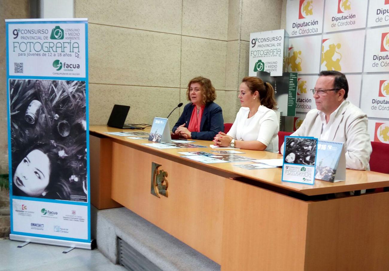 FACUA Córdoba presenta la novena edición de su concurso provincial de fotografía