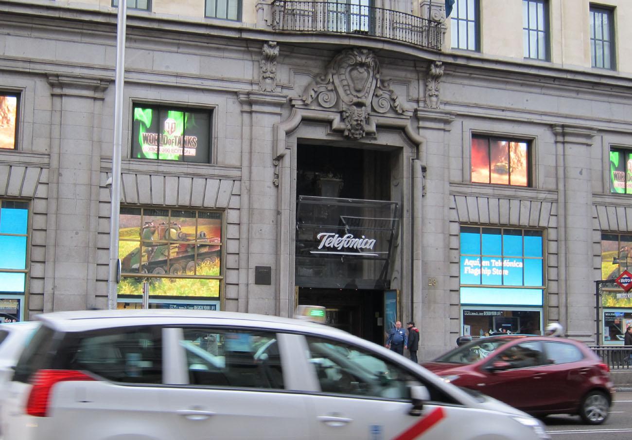 Multa de 180.000 euros a Telefónica por irregularidades en la tramitación de portabilidades móviles