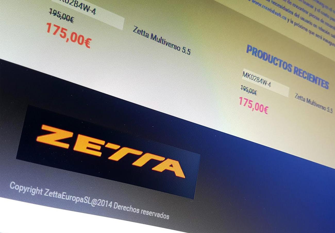 Zetta salió al mercado utilizando una sociedad fantasma