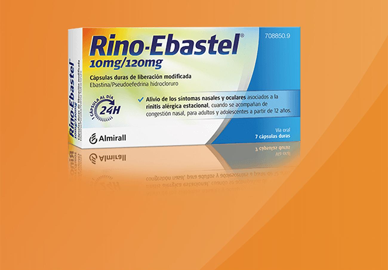 FACUA avisa de la retirada de varios lotes del antihistamínico Rino-Ebastel por un error en el prospecto
