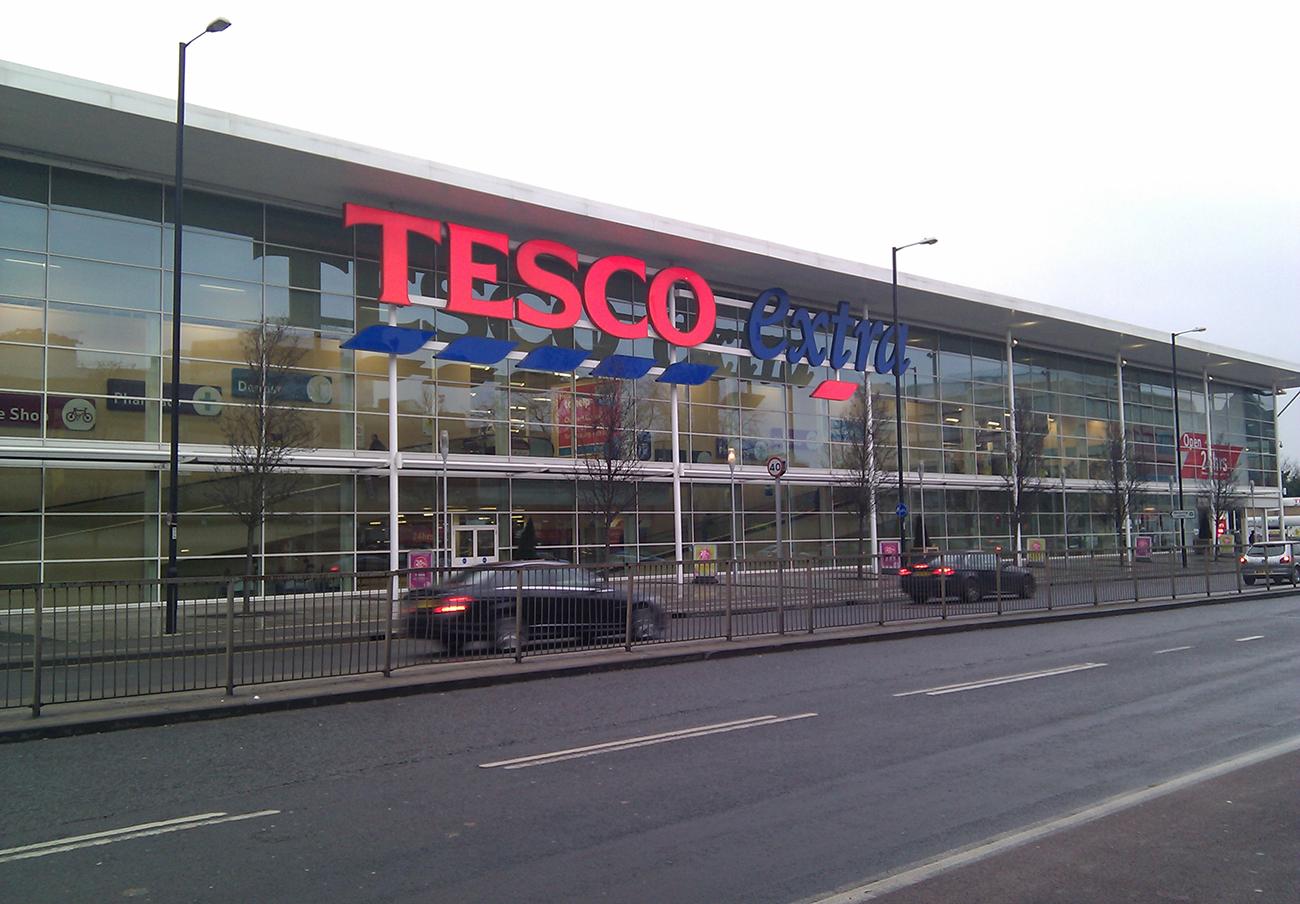 20.000 clientes del banco de los supermercados británicos Tesco sufren robos en sus cuentas