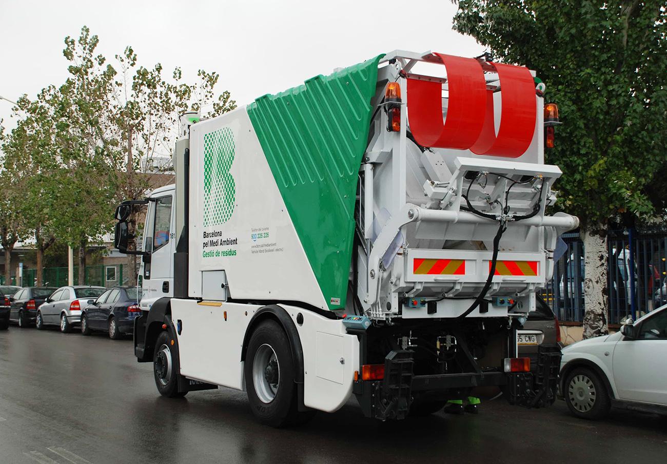 FCC falseó datos de la recogida de basuras en Barcelona para defraudar 800.000 euros al Ayuntamiento