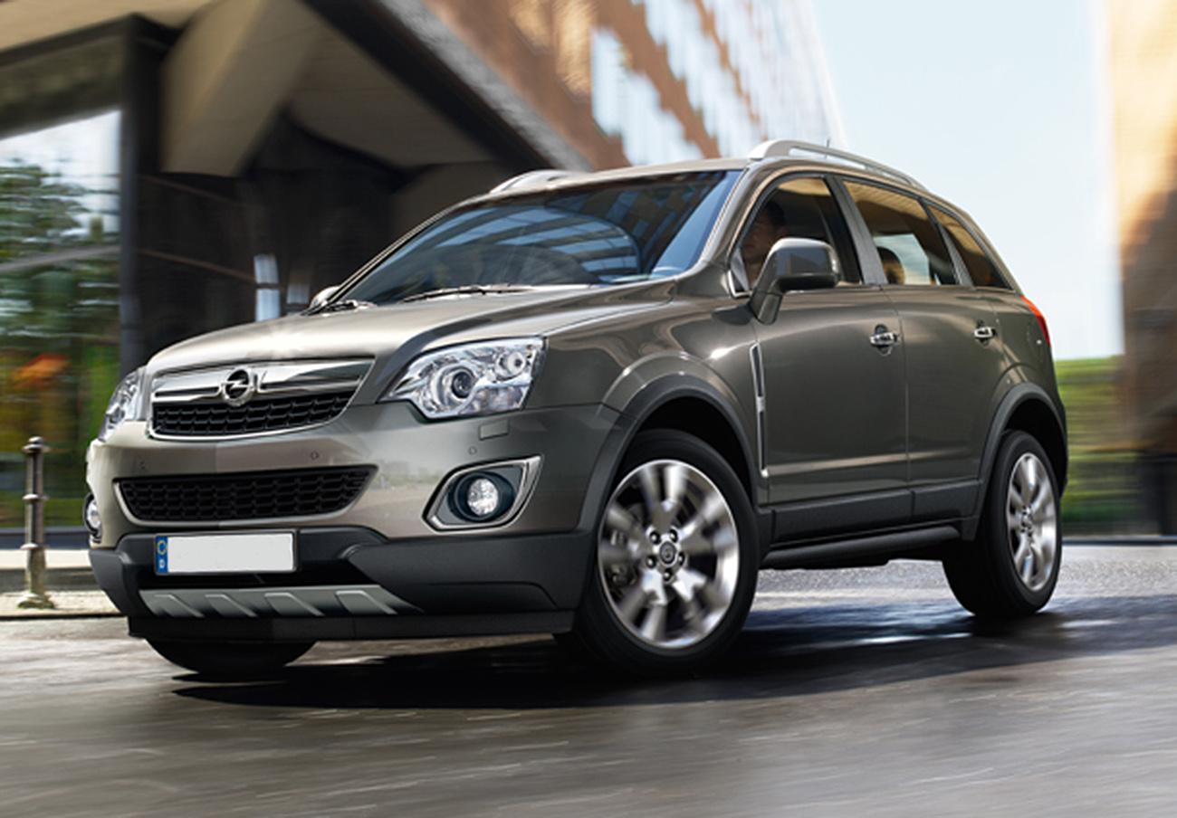 FACUA alerta de la llamada a revisión de los Opel Antara por un problema en el sistema de arranque