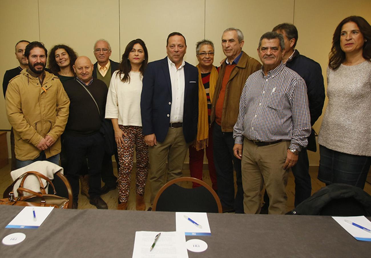 Constituida en Córdoba la plataforma ciudadana Aparcamientos Hospital Reina Sofía