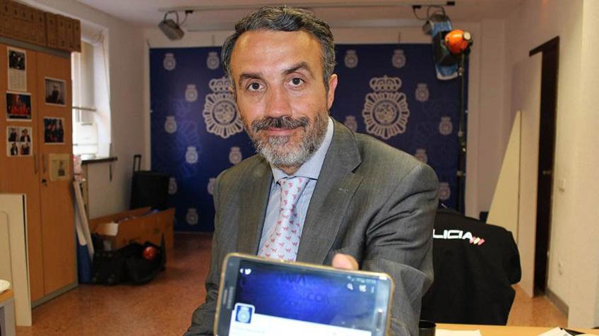 El ex social media de la Policía lleva a los tribunales a Luis Pineda por difamación