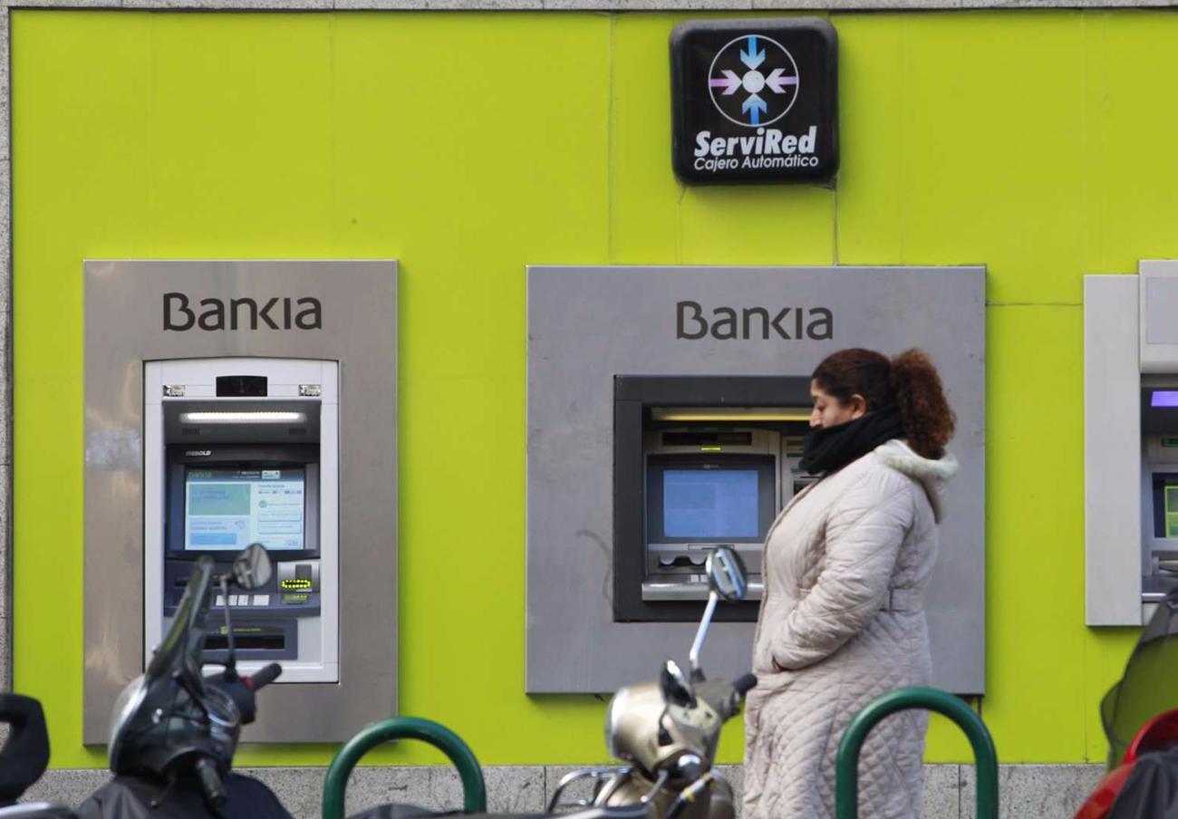 El Banc d'Espanya multa a Bankia, amb un total de 2,1 milions per infraccions greus en contractes