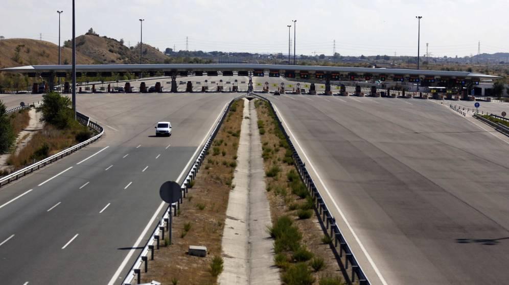 FACUA critica que el Gobierno nacionalice las pérdidas de quienes no han sabido gestionar las autopistas