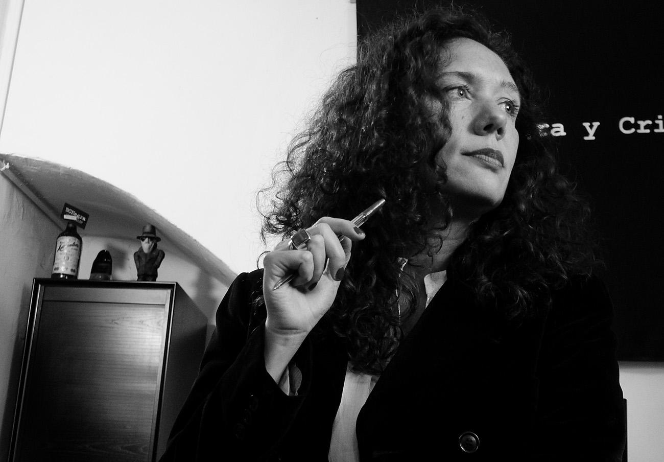 Cristina Fallarás cree que es imprescindible recuperar la credibilidad de los medios. | Imagen: Ana Portnoy.