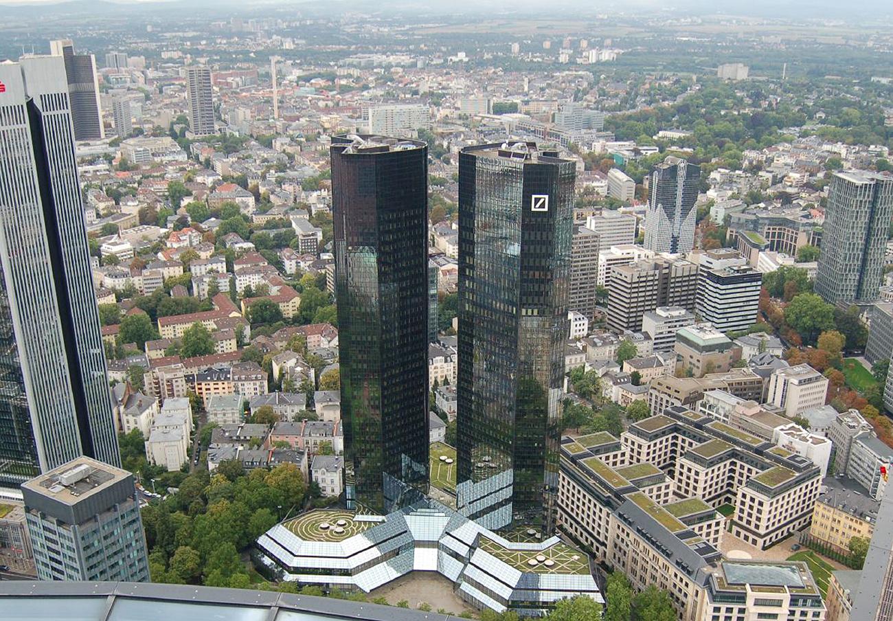 Deutsche Bank pagará 6.896 millones para zanjar el caso de las hipotecas basura en EEUU