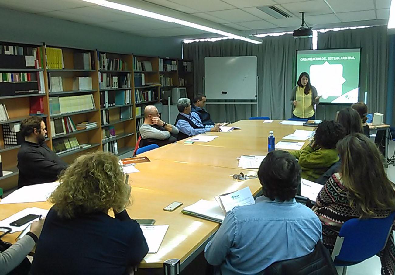 FACUA Catalunya colabora con el Ayuntamiento de Mataró en informar sobre el Sistema Arbitral de Consumo