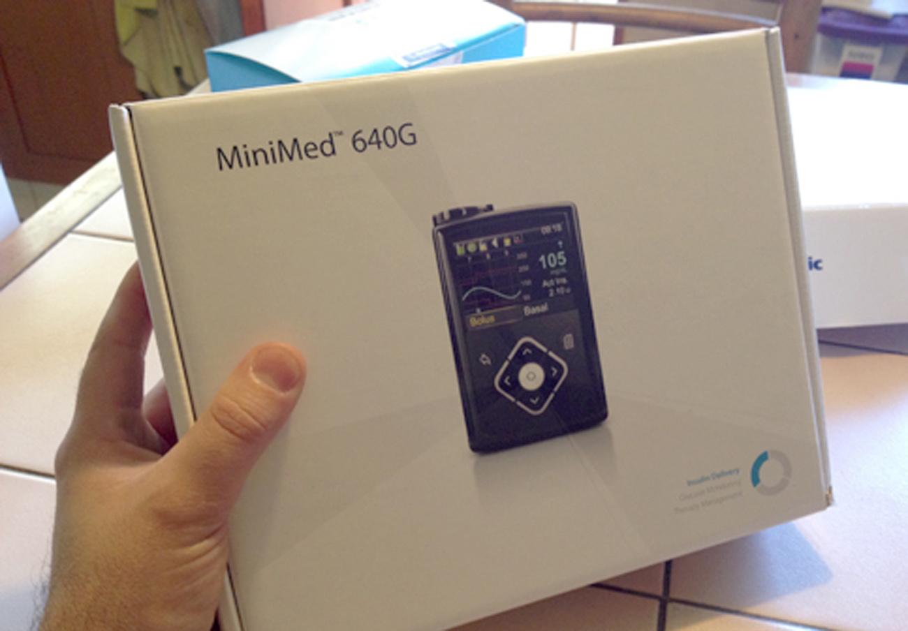 FACUA advierte de un fallo en las baterías de las bombas de insulina MiniMed 640G