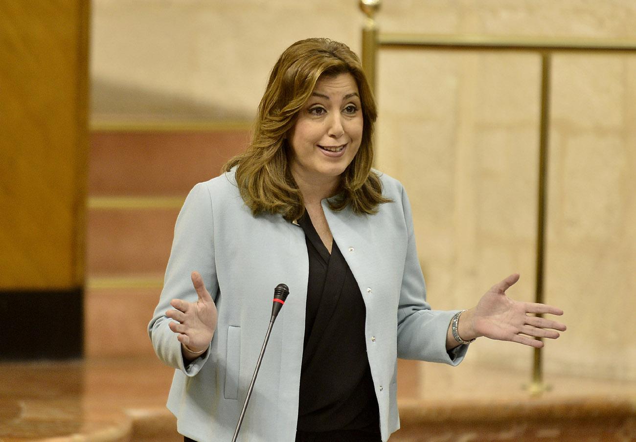 """La marea blanca de Sevilla lamenta que el Parlamento haya tratado """"superficialmente"""" la crisis sanitaria"""