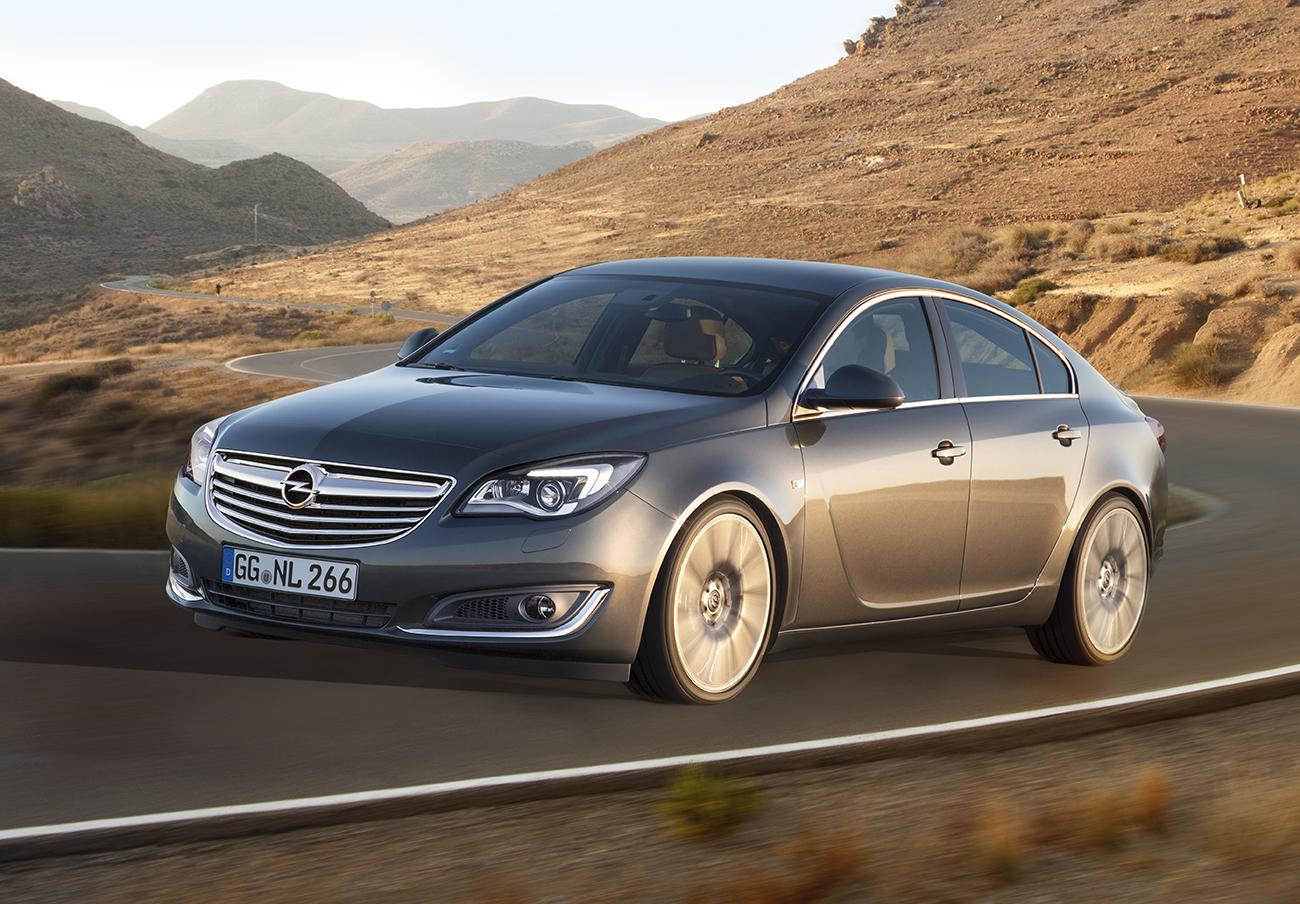 FACUA alerta de la llamada a revisión de los Opel Insignia por un problema en los frenos