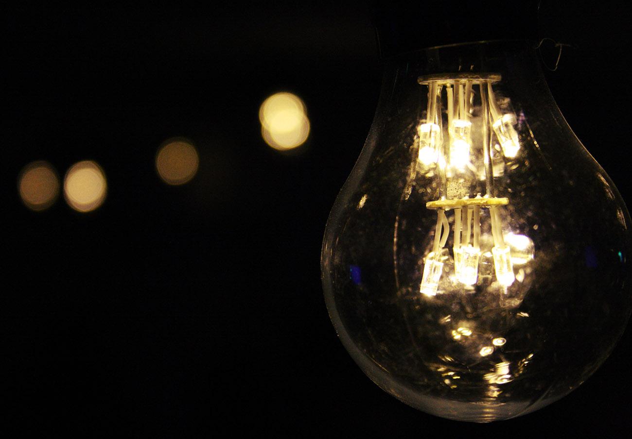 El recibo de la luz de febrero, un 22% más caro que hace un año