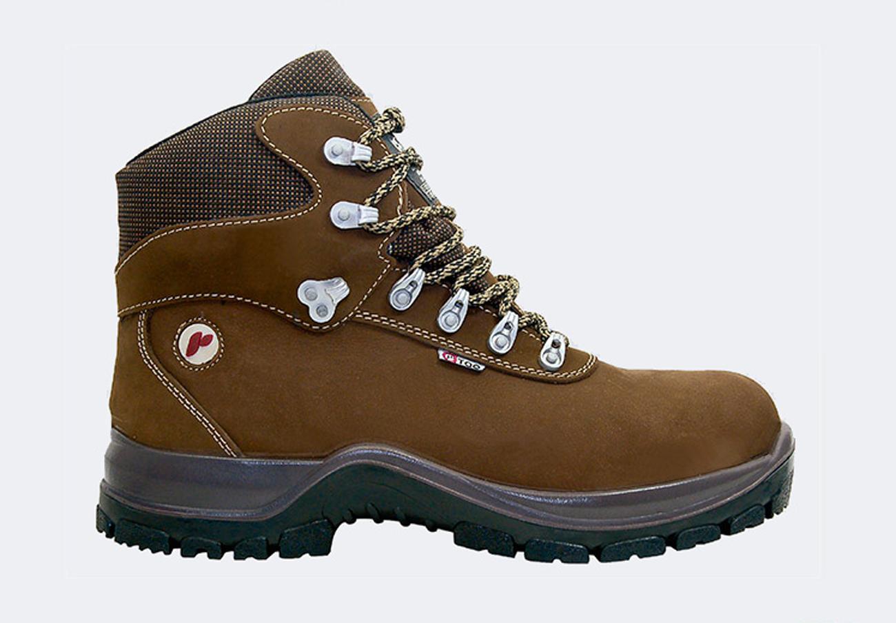 FACUA alerta de fallos en la fabricación de cuatro modelos de botas de seguridad Security Line