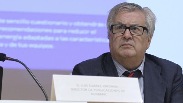 El director de publicaciones de Ausbanc, Luis Suárez Jordana, acumula 660.000 euros en embargos