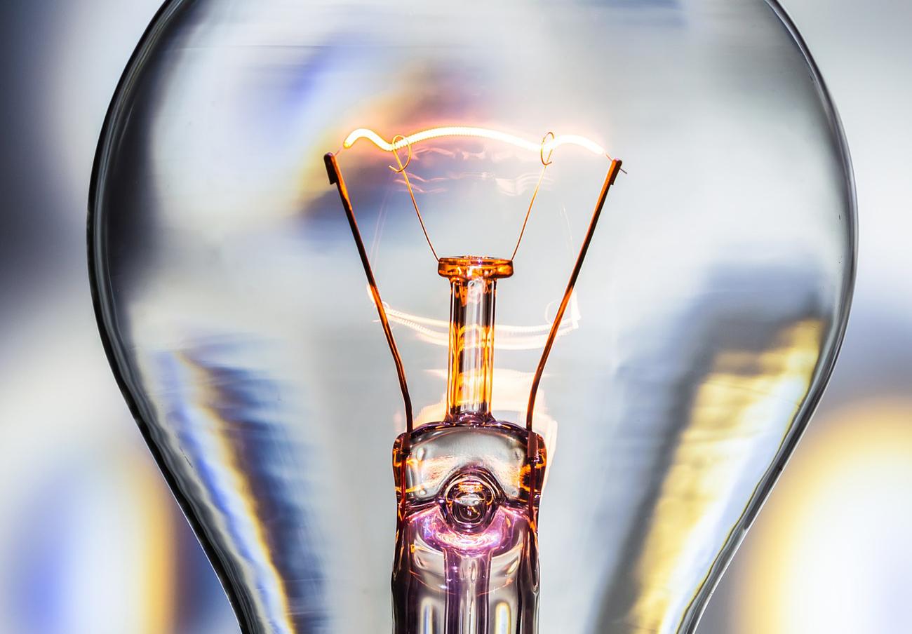 La luz ha subido un 2% en febrero para el usuario medio, según el análisis de FACUA