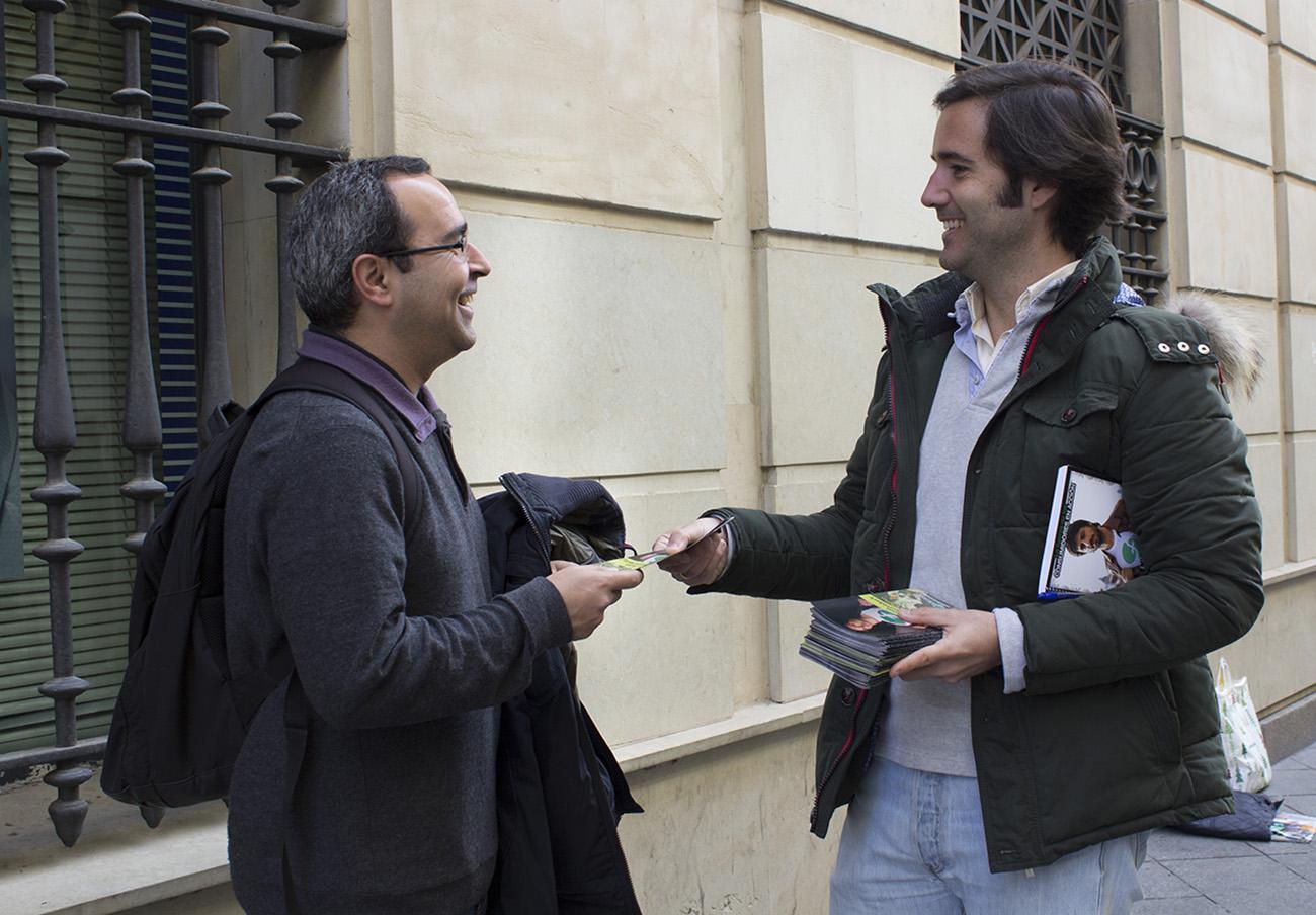 FACUA sale a la calle en 19 ciudades en el Día Mundial de los Derechos de los Consumidores