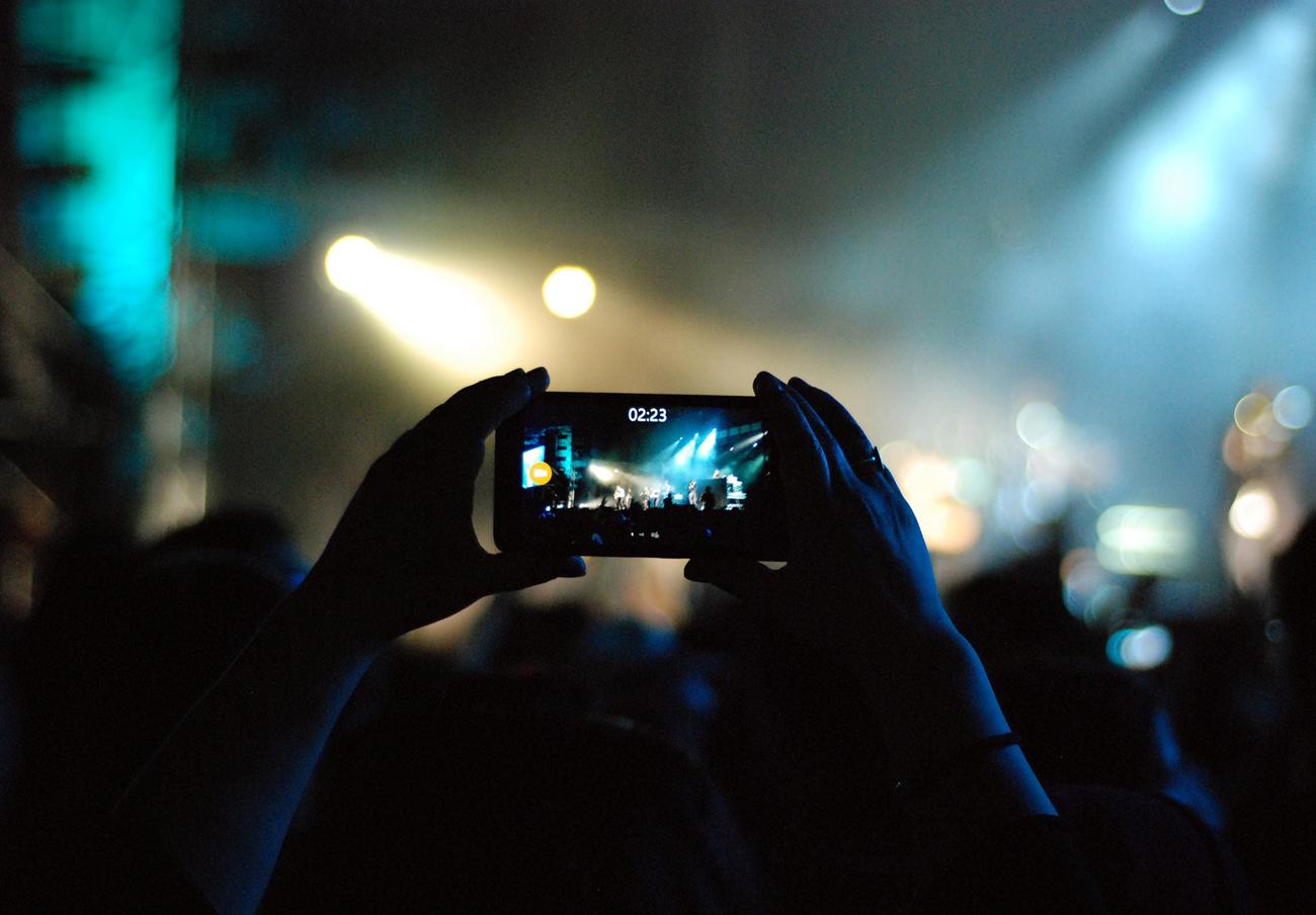 FACUA denuncia al Azkena Rock de Vitoria: grabará imágenes del público sin su consentimiento expreso