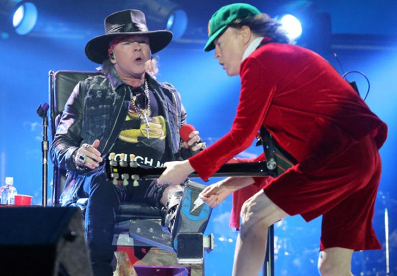 Multa por el concierto de AC/DC en Sevilla con Axl Rose: FACUA denunció el rechazo a devolver el dinero