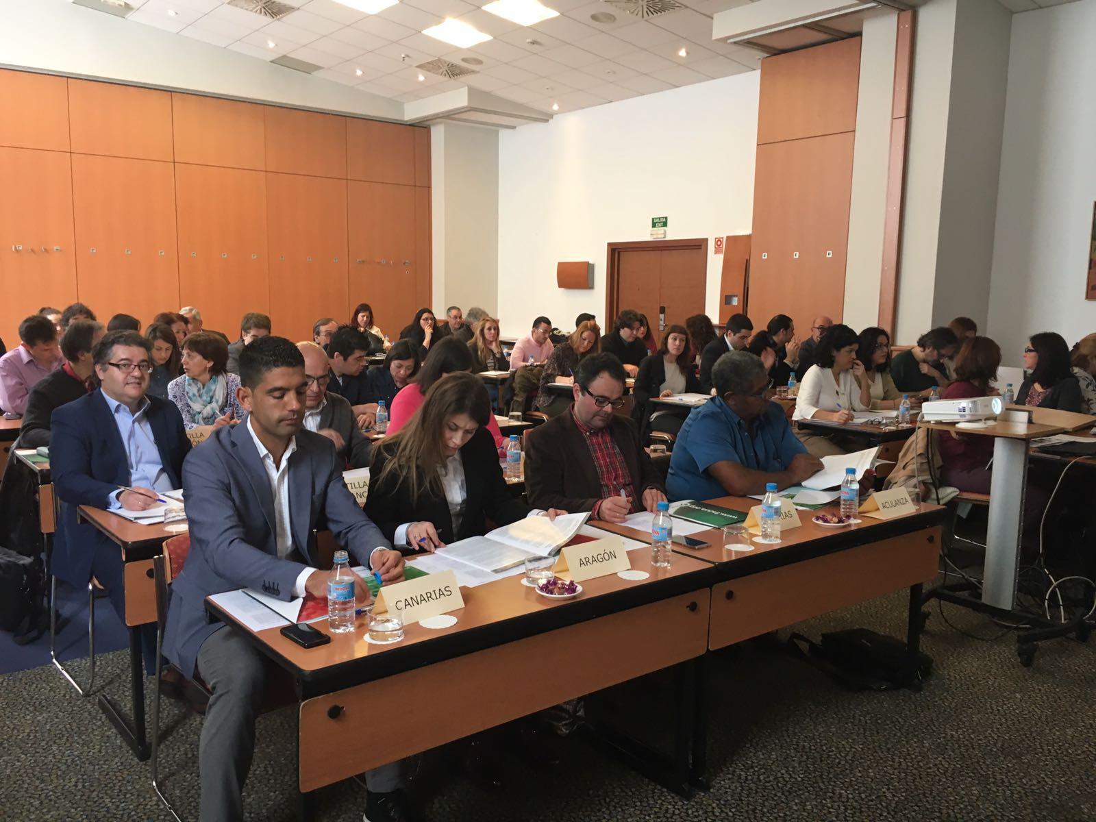 La 11ª Asamblea General de FACUA ha congregado a 50 delegados en representación de sus organizaciones y delegaciones en las 17 comunidades autónomas.