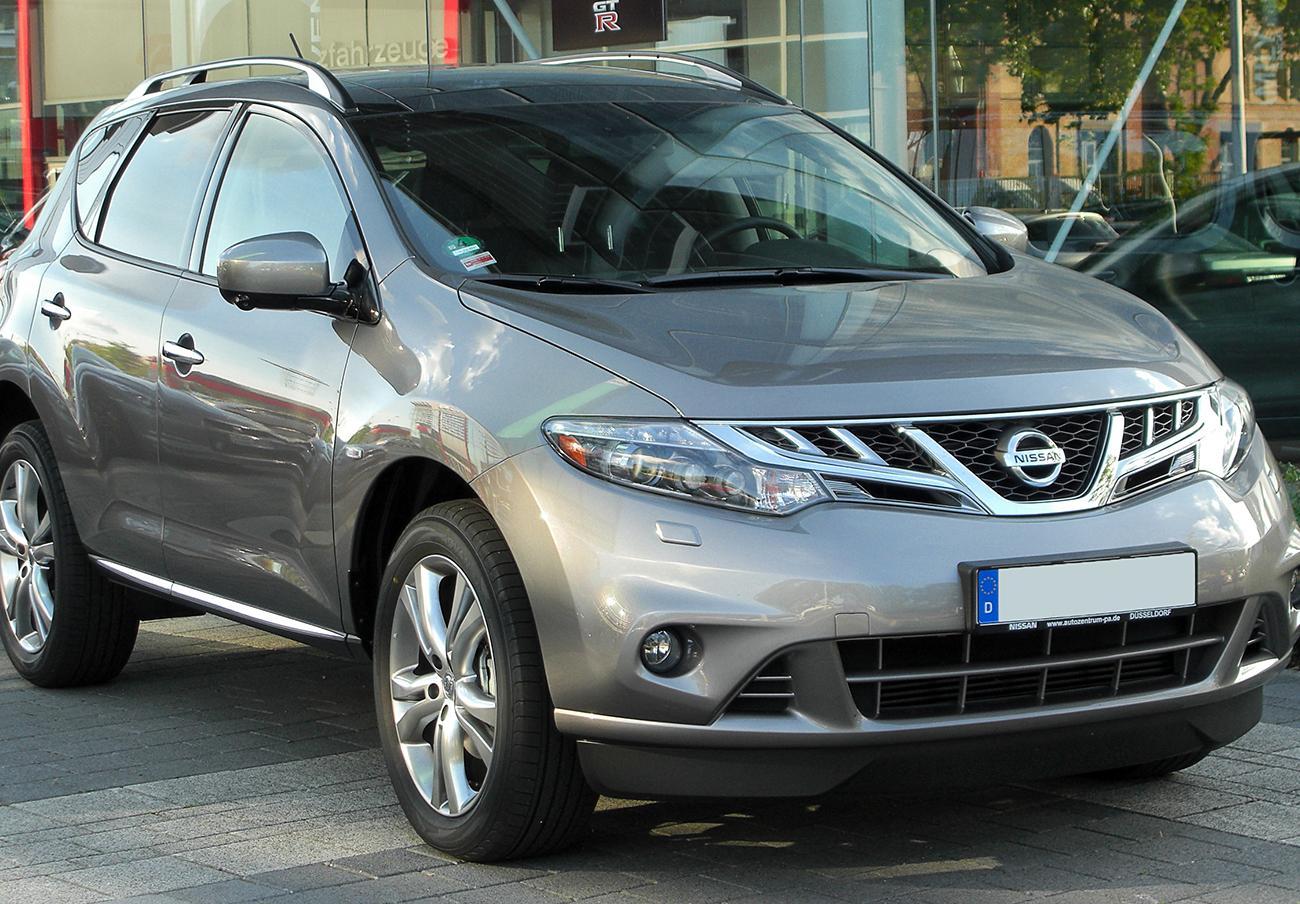 FACUA alerta de la llamada a revisión de los Nissan Murano Z51 por un problema en la dirección asistida
