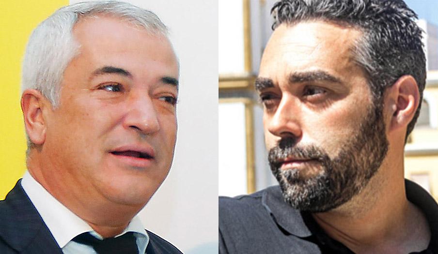 El juzgado ordena a Luis Pineda que tuitee 30 días desde la cárcel su condena por difamar a Rubén Sánchez
