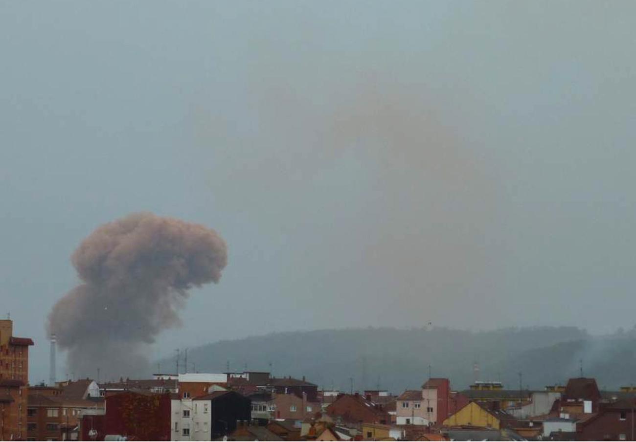 FACUA vuelve a pedir información a Medio Ambiente de Asturias sobre la contaminación en Gijón