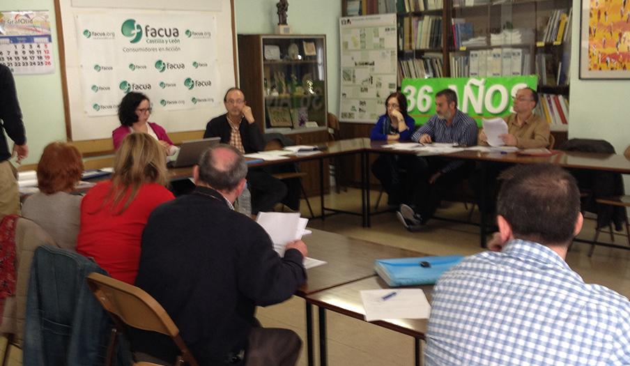 FACUA Castilla y León aprueba su fusión con FACUA y su integración completa en la organización estatal