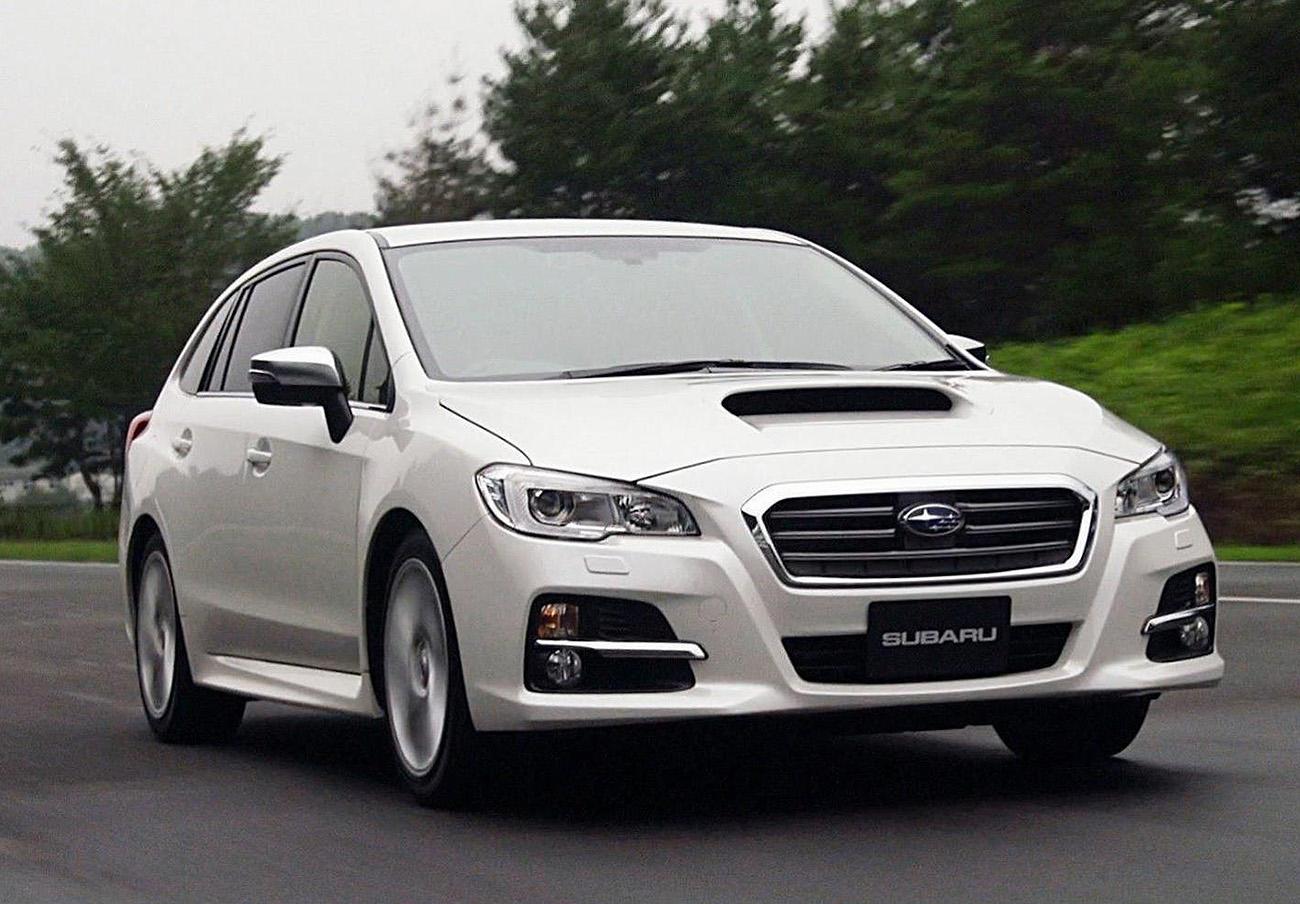 FACUA alerta de la llamada a revisión de los Subaru Levorg por un problema en el software del motor