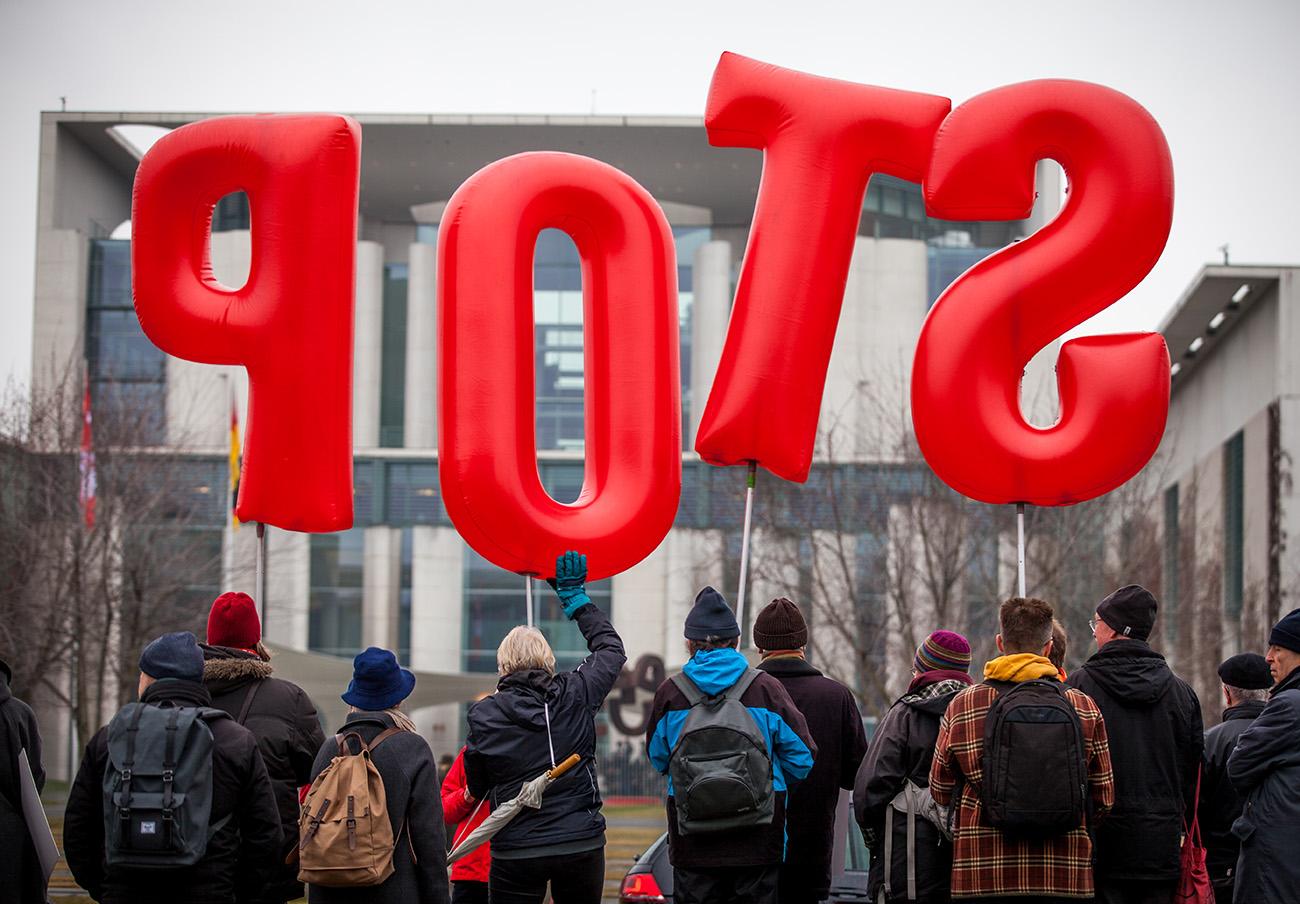 Más de 300 organizaciones firman una carta instando a los grupos parlamentarios a no ratificar el CETA