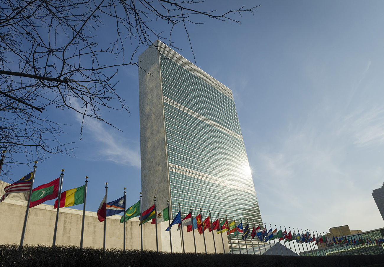 La ONU promueve desde 1999 el proyecto Global Compact para conciliar los intereses y procesos de la actividad empresarial con los valores y demandas de la sociedad civil. | Imagen: flickr.com-un_photo (CC BY-NC-ND 2.0).