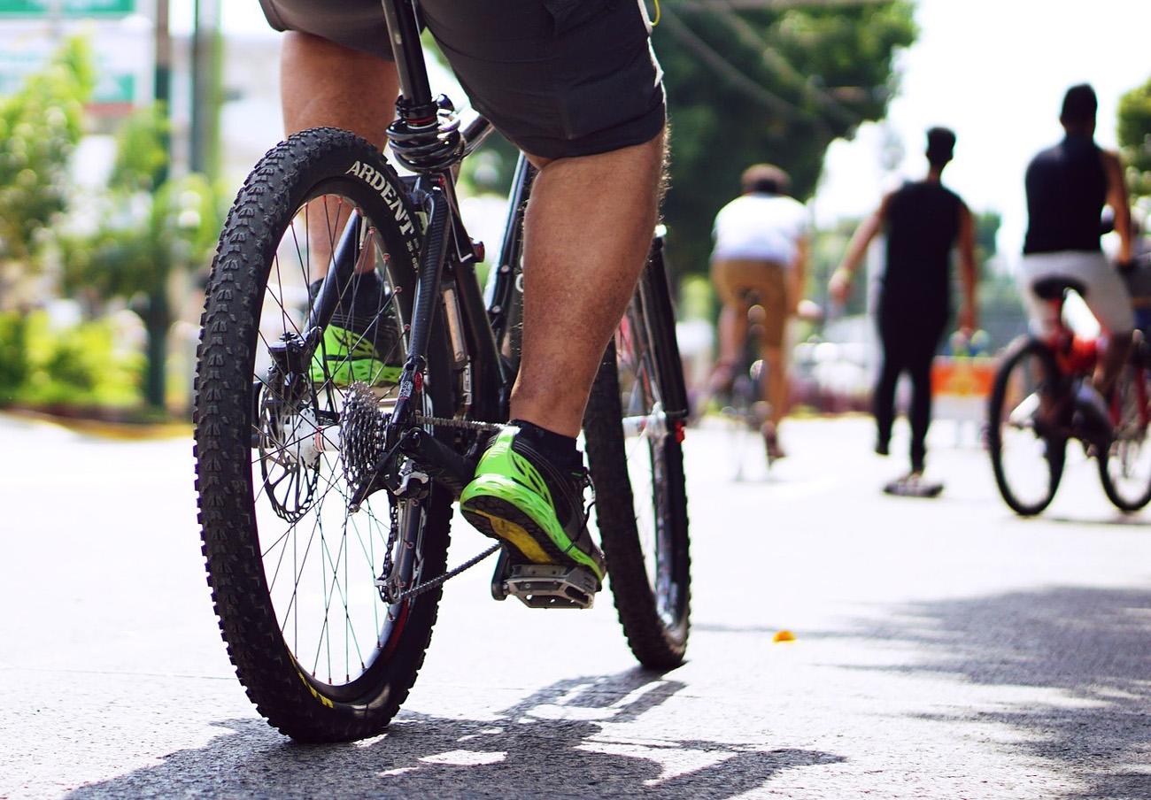 FACUA Málaga se suma a la II Marcha en Bici por un pulmón verde para la capital
