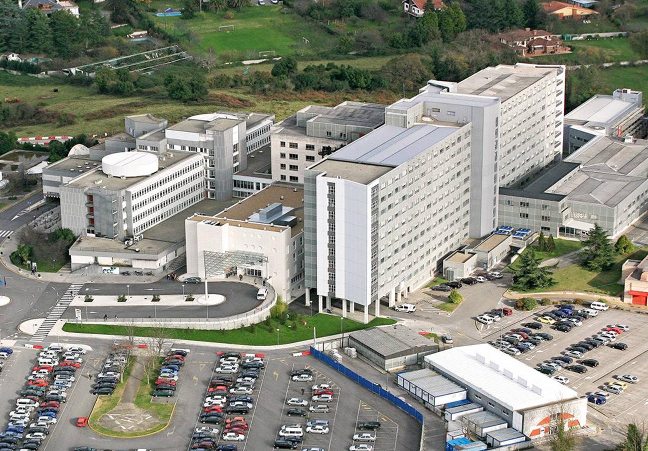 FACUA reclama medidas ante la falta de pediatras del hospital de Cabueñes en Gijón