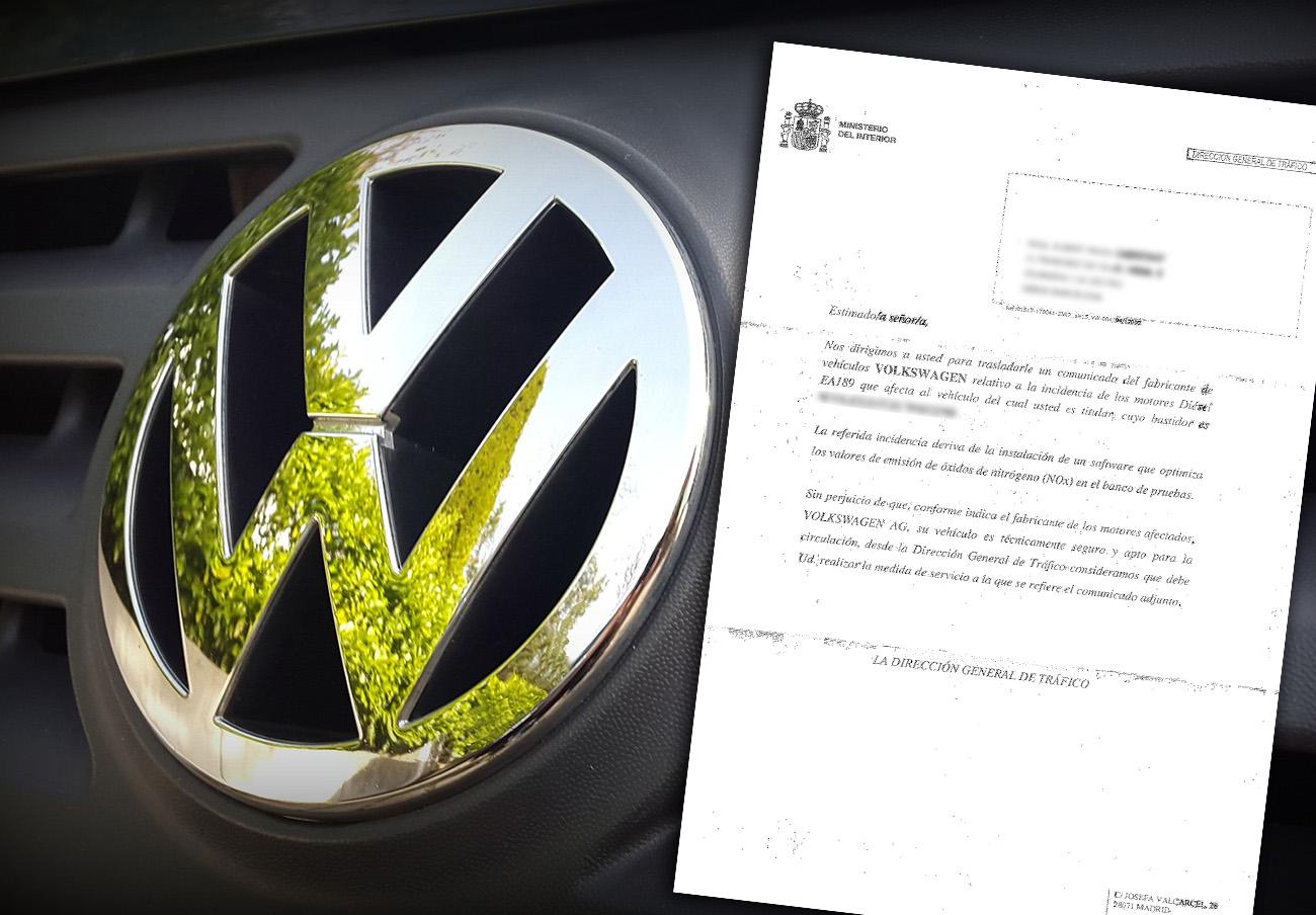 """La DGT reconoce al juez que avala las reparaciones de Volkswagen sin """"conocimientos ni competencias"""""""