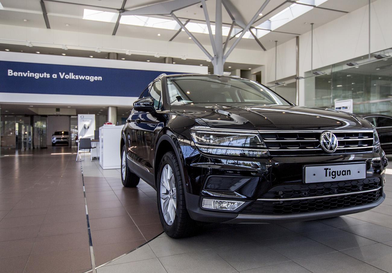 FACUA avisa de que el VW Tiguan de 2019 tiene un defecto en los asientos que puede provocar lesiones