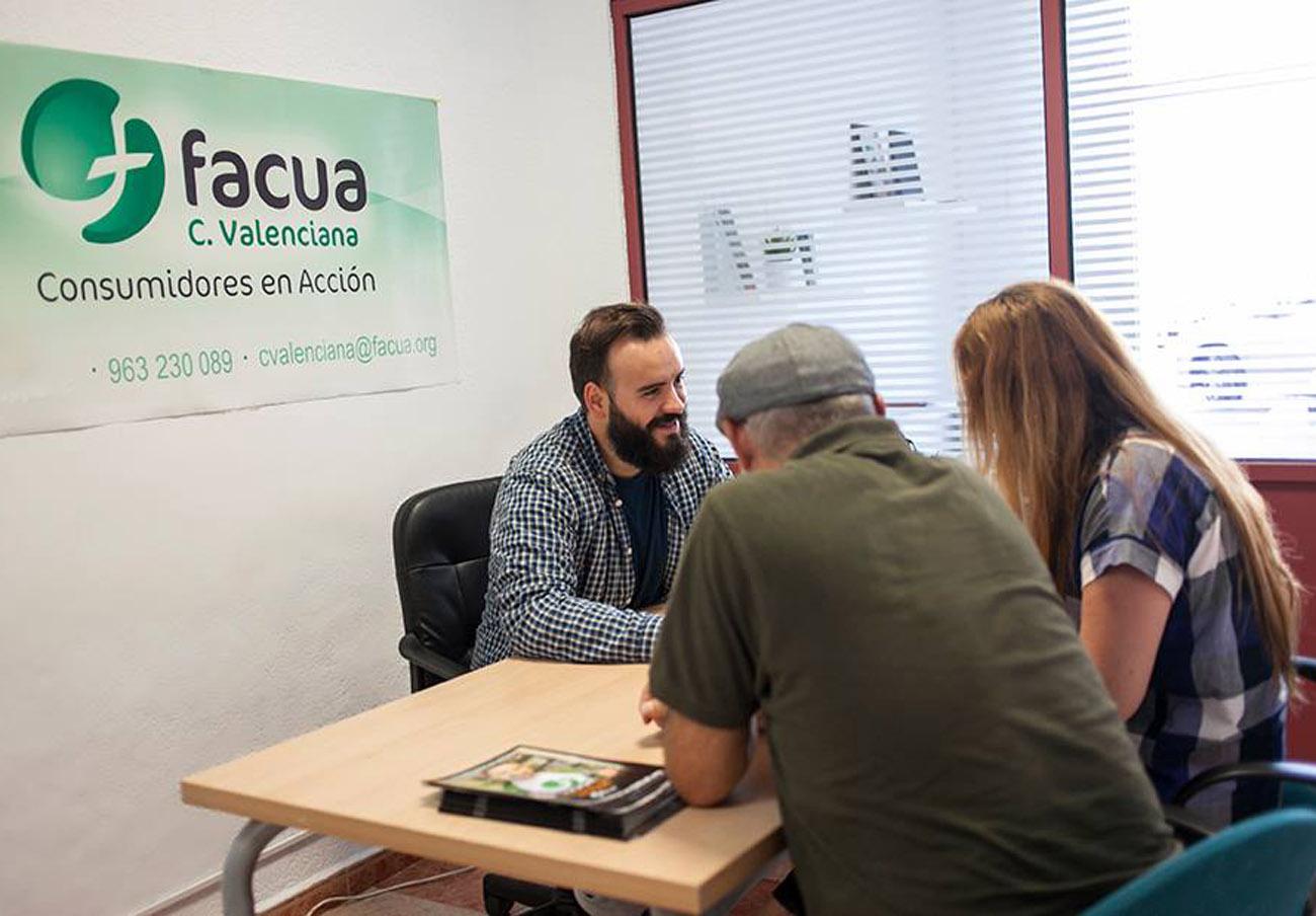 FACUA Comunidad Valenciana continúa su crecimiento y traslada su sede central