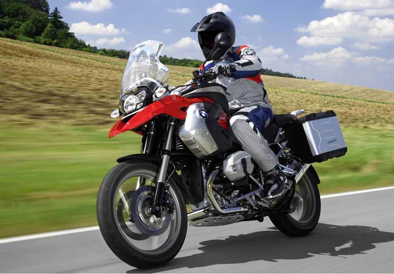 Más de 150.000 motos de BMW están llamadas a revisión por un defecto en la horquilla delantera