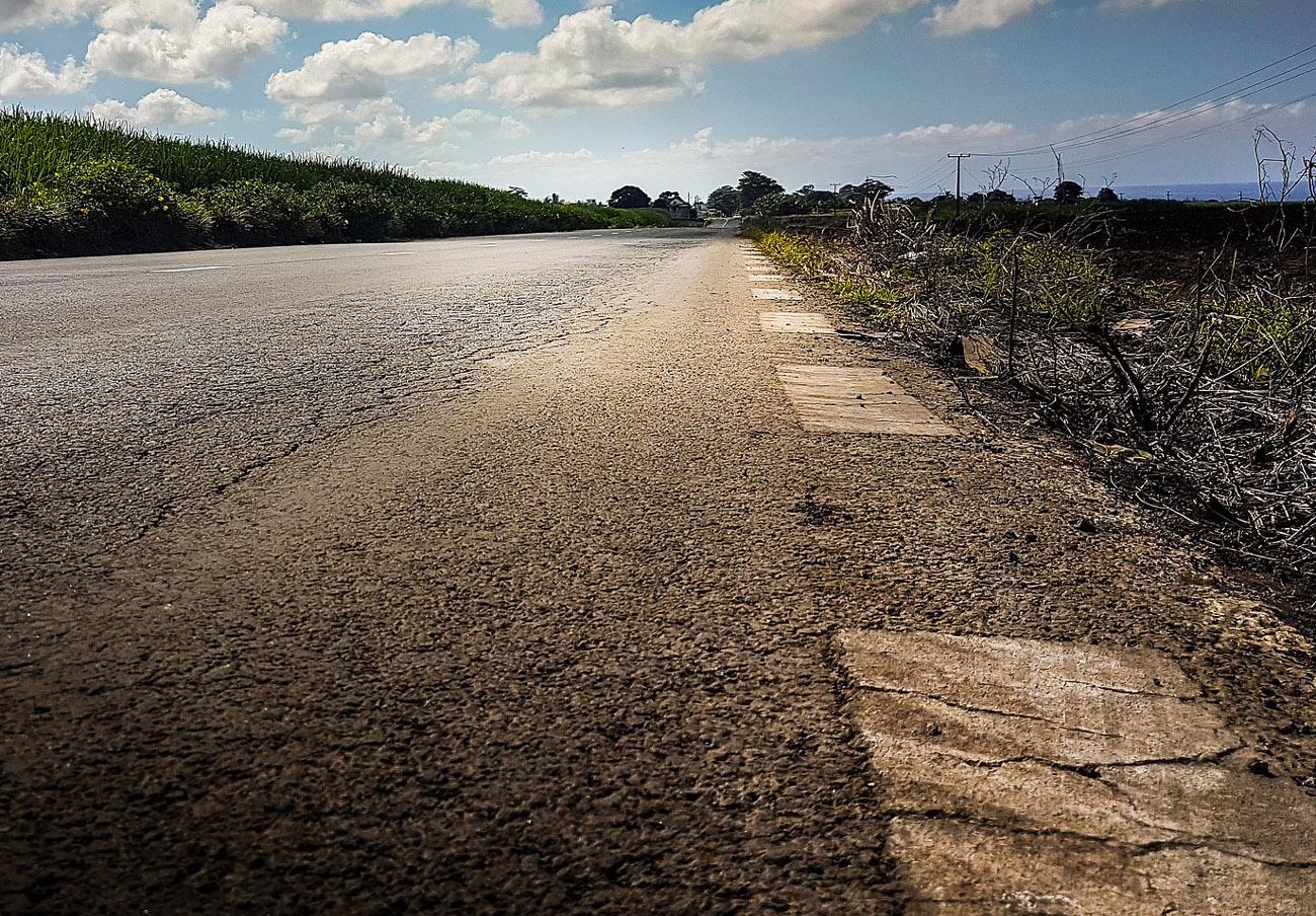 FACUA pide al Principado de Asturias que acometa la reforma de la carretera que une Piles con Infazón