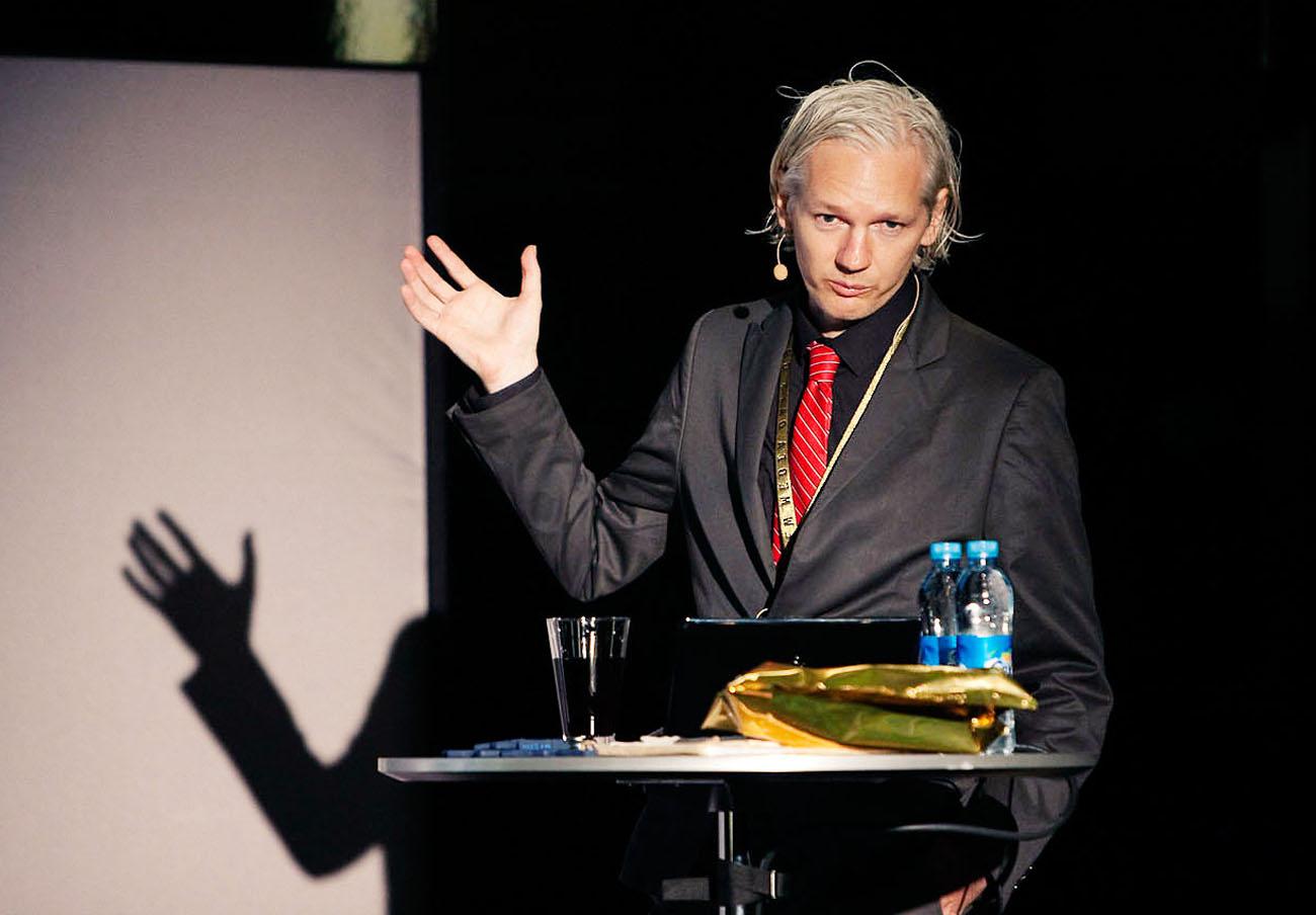 Julian Assange inaugurará el Congreso 'Move.net' sobre movimientos sociales y TIC en Sevilla